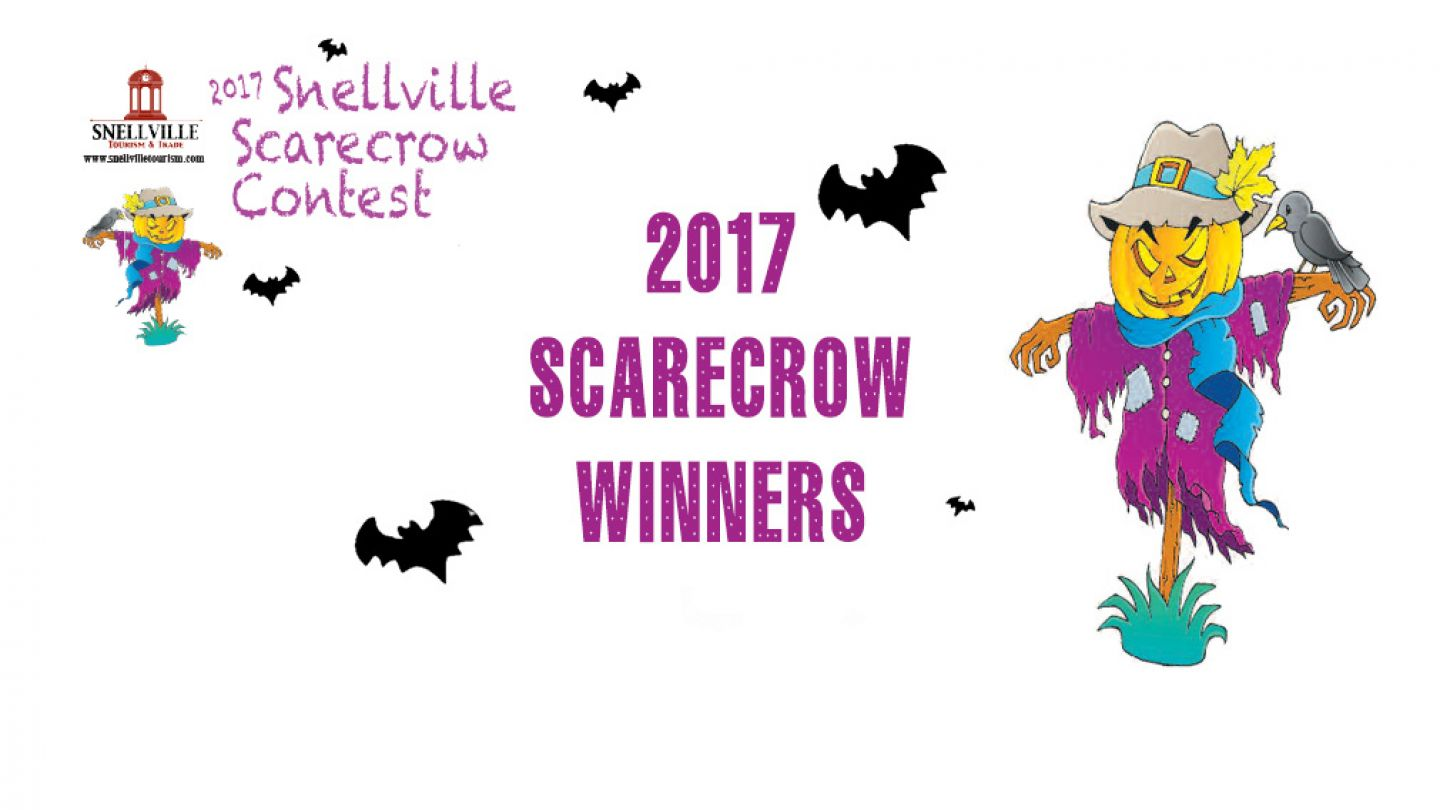 Scarecrow 2017 Winners