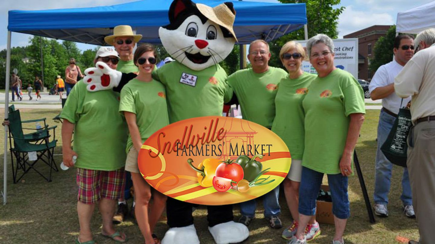 The Snellville Farmers' Market